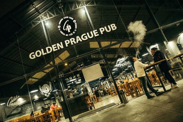 Golden Prague Pub