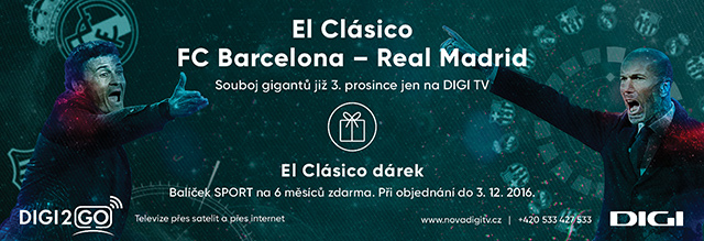 DIGI TV -El Clásico