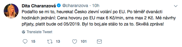 Dita Charanzová