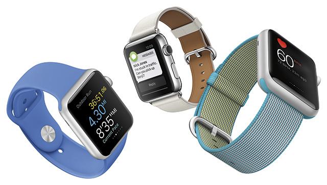 Apple Watch + náramky