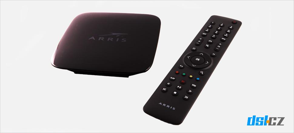 Set top box Arris pro Digi TV