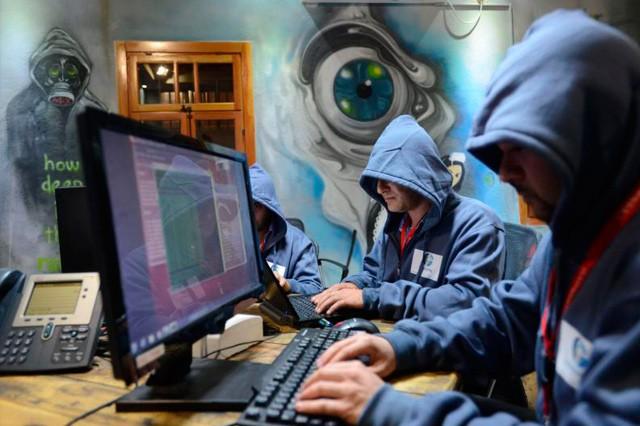 Hackerům odzvonilo!
