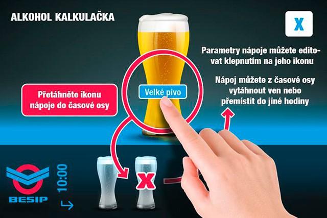 Aplikace, které vám pomůžou pohlídat si alkohol