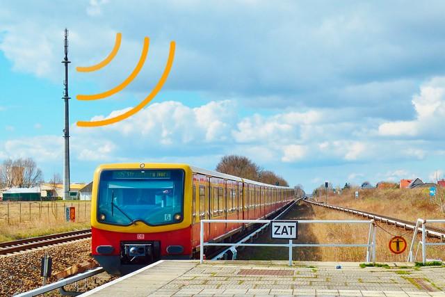 Vlaková doprava bojuje se slabým signálem na vlakových koridorech