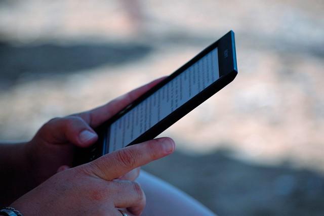 Aplikace pro čtení elektronických knih vám zpříjemní cestu do práce i dovolenou