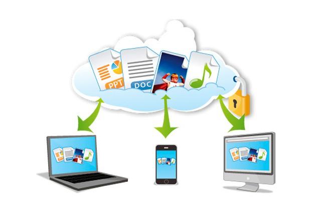 Cloudové služby vám pomohou suložením dat a ještě ušetříte
