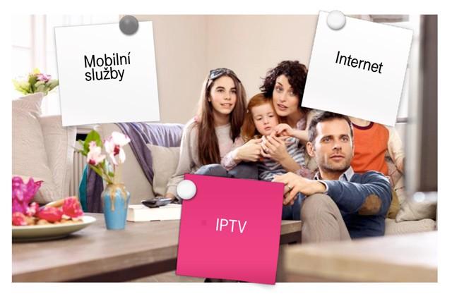T-Mobile v dubnu spouští IP TV a bude tak přímo konkurovat O2 TV