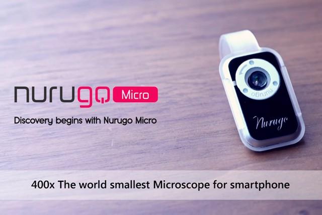 Přeměňte svůj chytrý telefon na super výkonný mikroskop