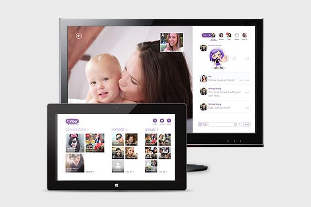 Viber dokončuje univerzální aplikaci pro Windows 10