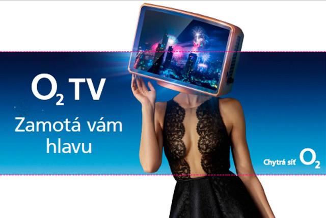 O2 spouští novou kampaň na O2 TV