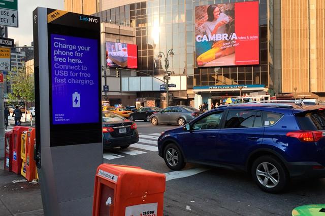 Testovali jsme veřejnou Wi-Fi v New Yorku
