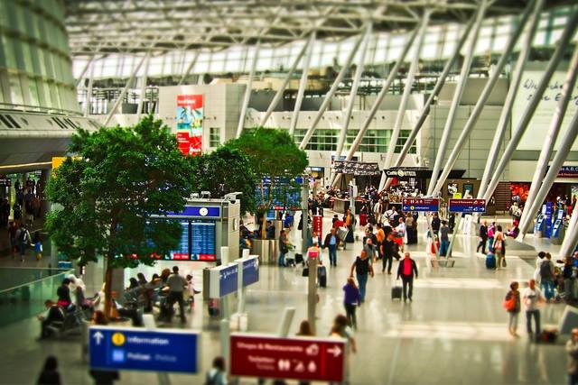 Zjistěte hesla kWi-Fi na letištích po celém světě
