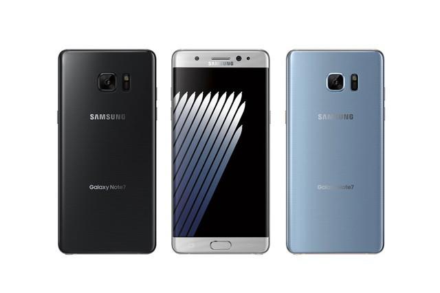 Samsung oznámil příčinu hoření Galaxy Note 7
