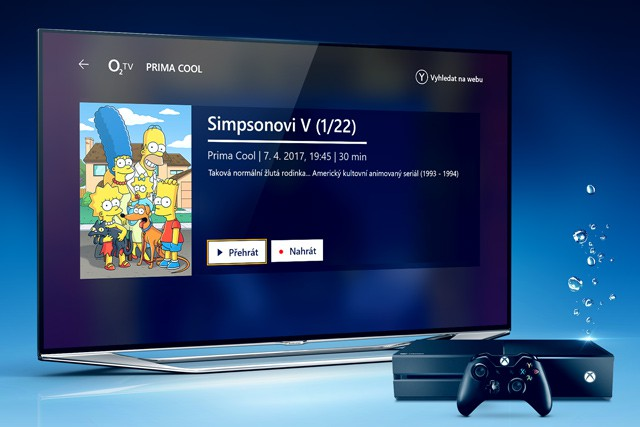 O2 TV spustíte už i na Xboxu