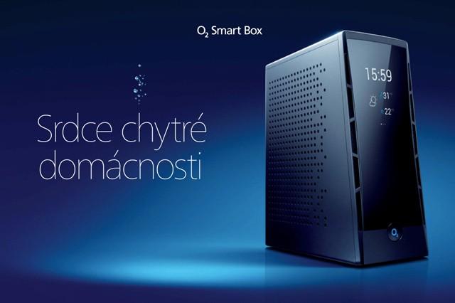 O2 má vlastní modem Smart Box srychlou Wi-Fi