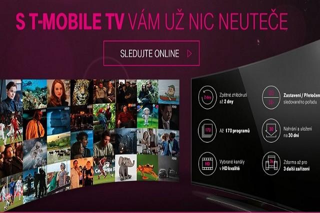 T-Mobile rozšiřuje nabídku programu o 11 kanálů