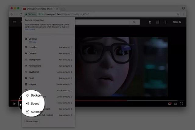 Google umožní vypnout zvuk stránek. Navždy!