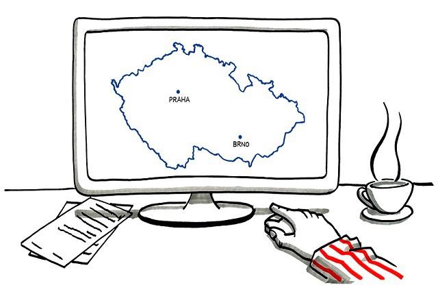 CETIN spustil nový web. Zjistěte, jestli se bude zrychlovat i u vás!