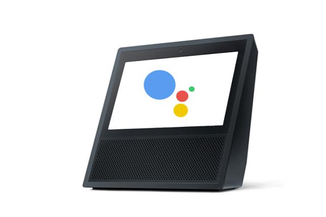 Google připravuje inteligentní obrazovku jako konkurenci Echo Show