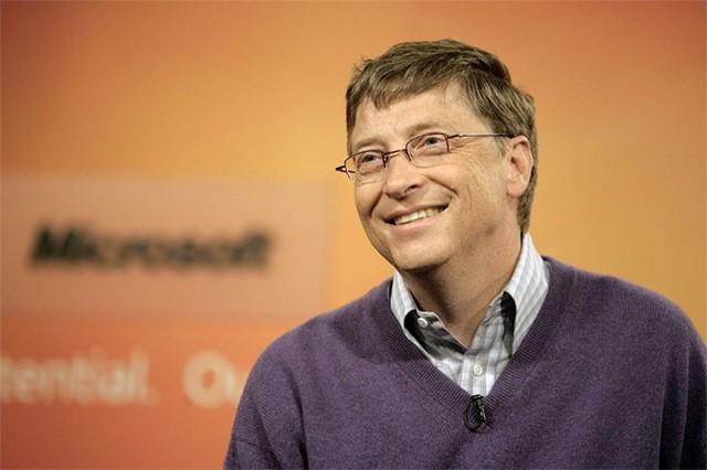 Už i Bill Gates používá systém Android