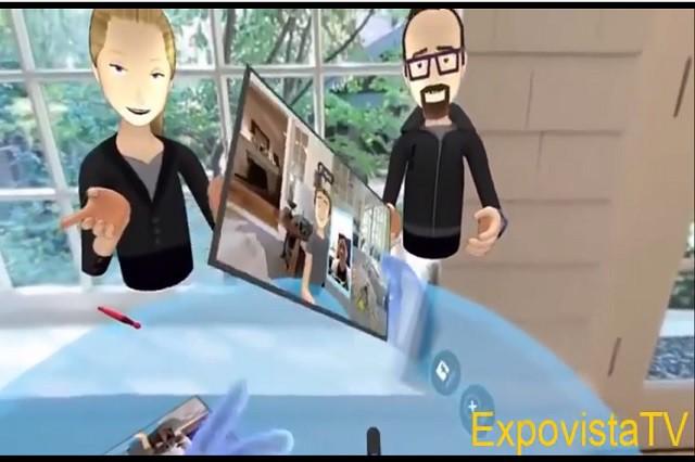 Facebook: Chceme do virtuální reality vzít bilion lidí!