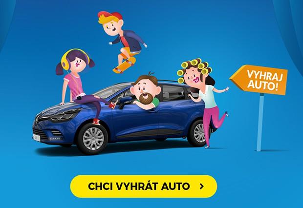 Soutěžte s Digi TV o Renault CLIO Grandtour!