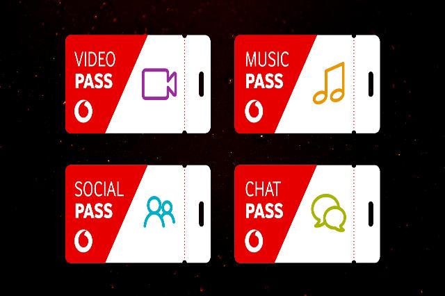 Vodafone vám dá sociální sítě úplně zdarma!