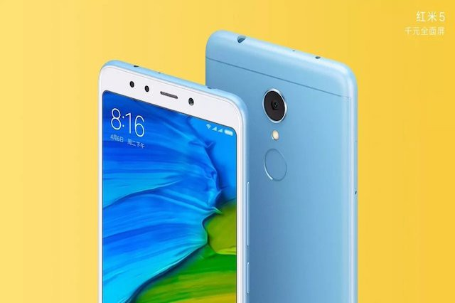 Nový Xiaomi Redmi 5 a 5 Plus míří na trh!