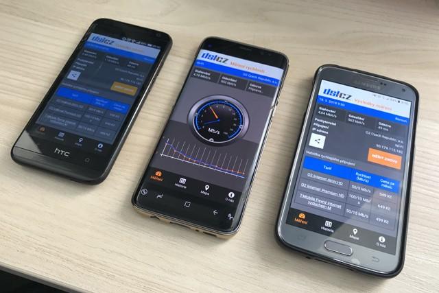 Vydali jsme nový update aplikace DSL.cz!