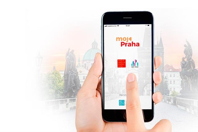 Aplikace Mobilní Praha přidala užitečnou funkci