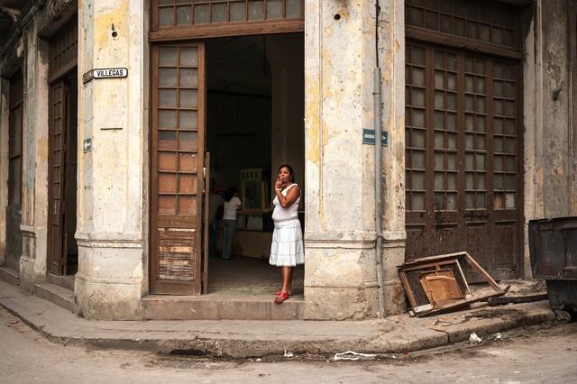Na Kubě je mobilní internet. Má to ale háček