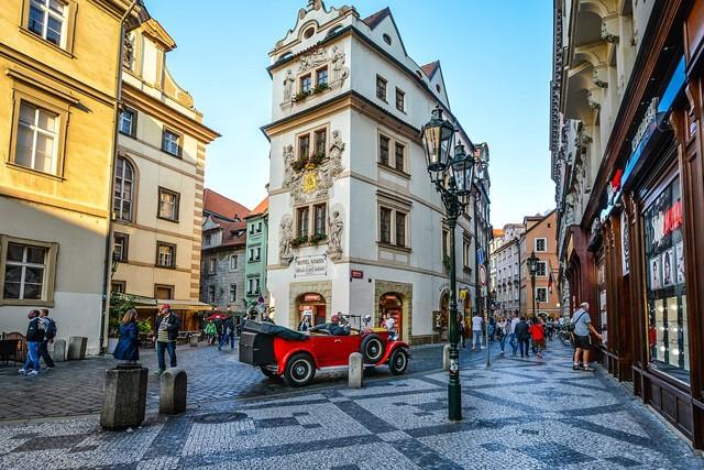 V Moje Praha přibudou údaje o parkovacích místech