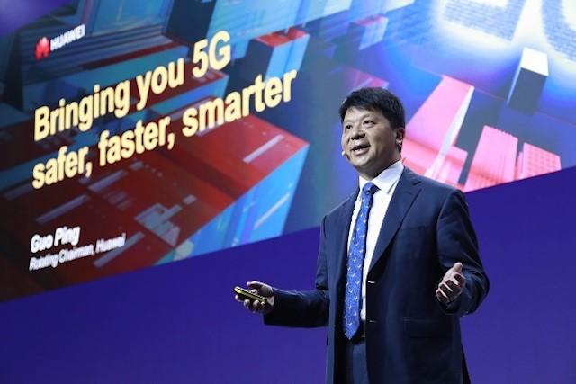 Huawei se bude podílet na budování 5G sítí ve Velké Británii