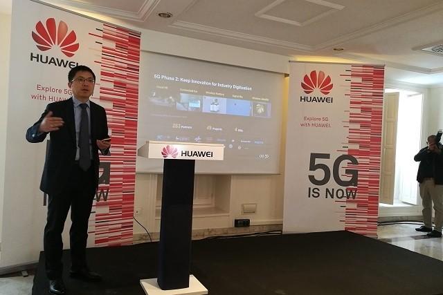 Huawei chystá první televizi s 5G
