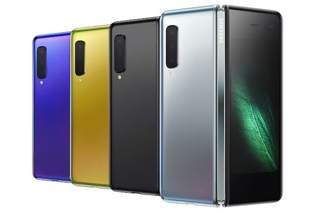 Samsung nabízí vrácení peněz za Galaxy Fold