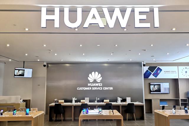 Trump zakázal Huawei vUSA