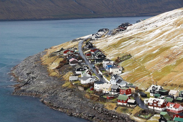Huawei dokončil testování 5G na Faerských ostrovech