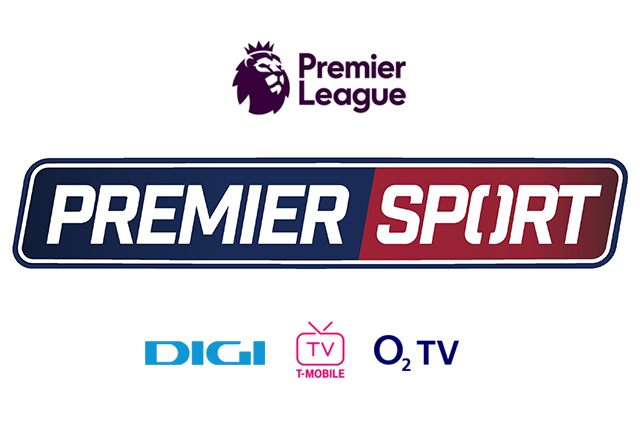 Premier League odvysílá i O2 TV a T-Mobile TV