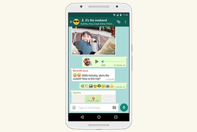WhatsApp pro Android už můžete zabezpečit otiskem prstu