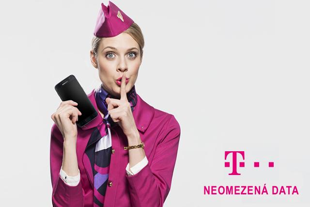 T-Mobile od září nabídne tarif s neomezenými daty