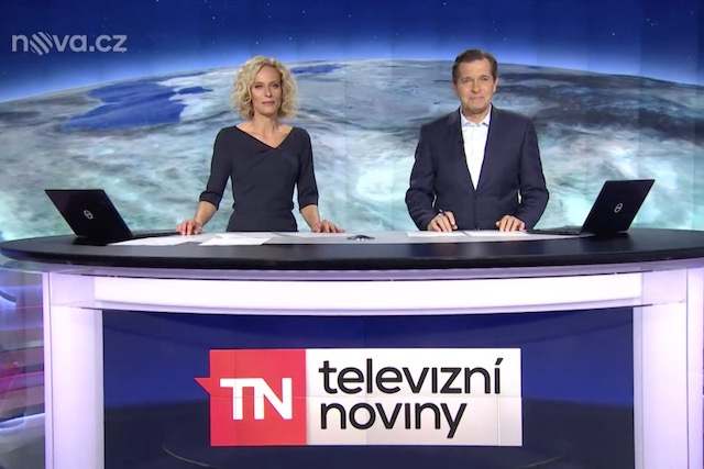 Kellner koupil TV Nova