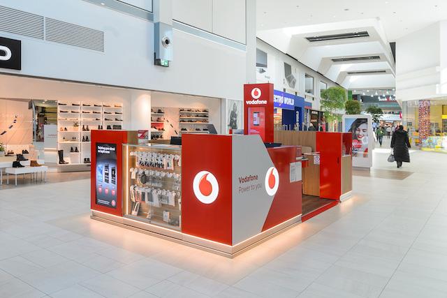 Vodafone začal nabízet neomezená data pro jednotlivce