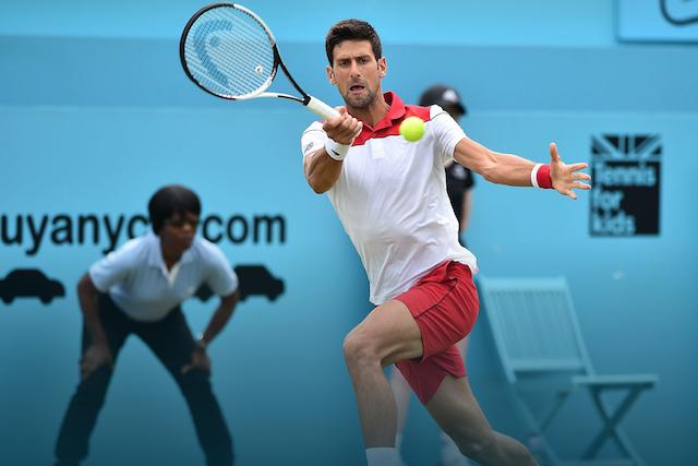Sledujte tenisový Turnaj mistrů na DIGI TV