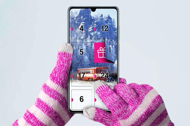 T-Mobile představil vánoční nabídku na prosinec