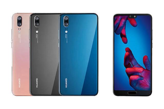 Huawei už k výrobě telefonů nepotřebuje americké čipy