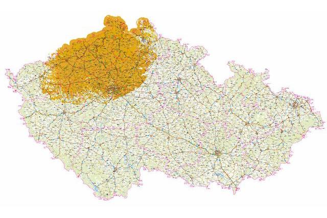 DVB-T vypnulo na severozápadě Čech