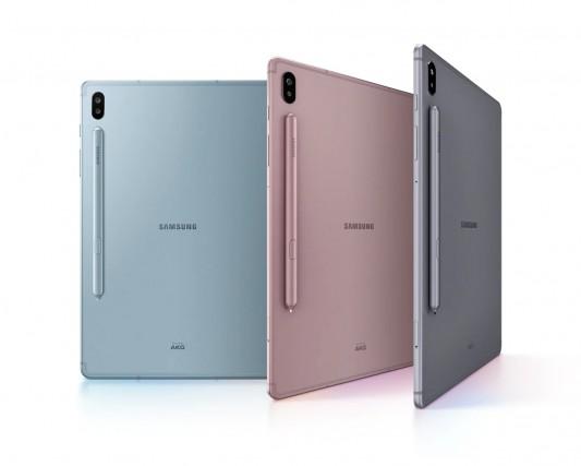 Samsung Galaxy Tab S6: První tablet s podporou 5G