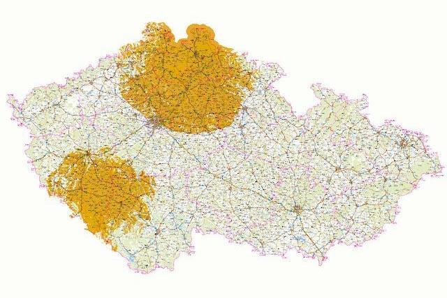 DVB-T vysílání dnes končí v Plzeňském a Libereckém kraji