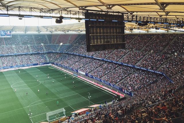 Bundesliga odvysílá zápasy na výšku