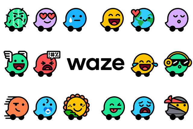Navigace Waze mění svůj vizuální styl
